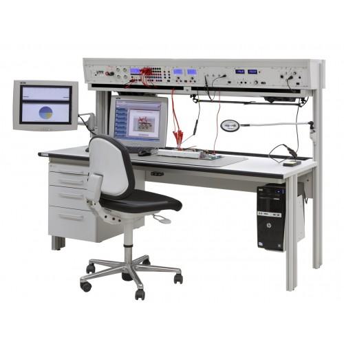Modulaire meet/test tafels