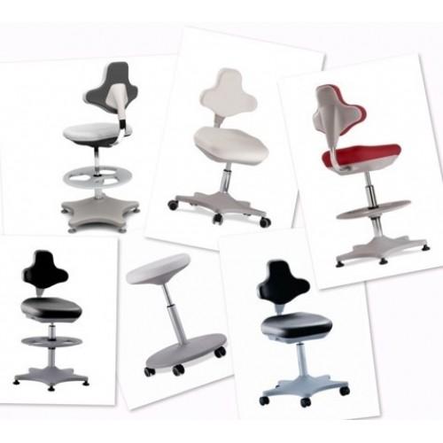 Laboratorium stoelen